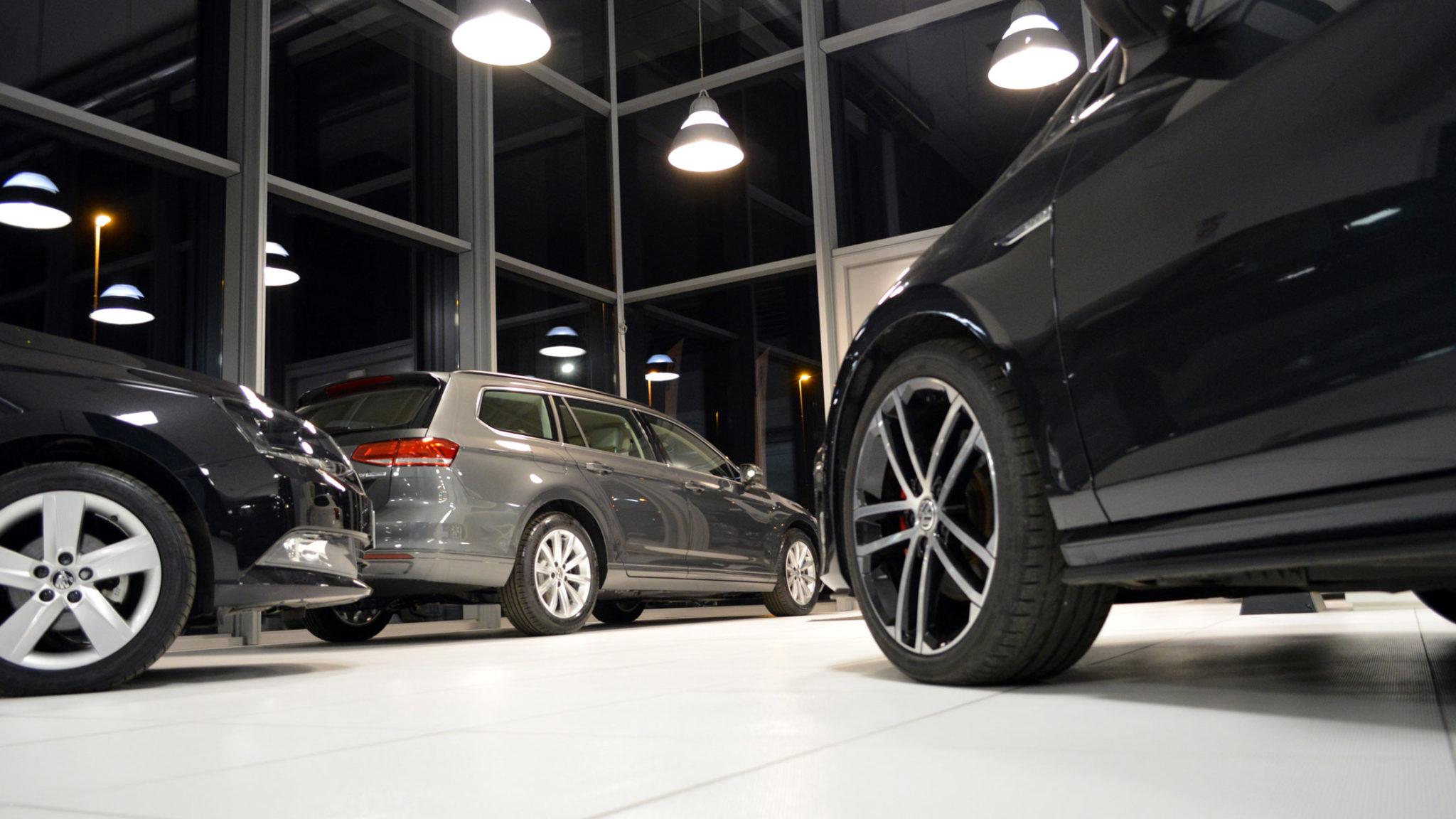 Rossini Auto salone espositivo auto usate e km 0 sezione Volkswagen per la Provincia di Brescia