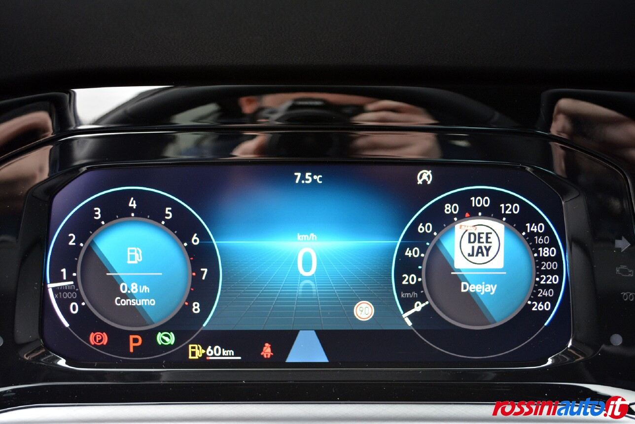 Active Info Display per Volkswagen Polo, Golf 7 Restyling, Golf 8, T-Roc, T-Cross e Tiguan