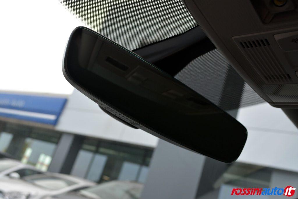 specchietto fotocromatico per volkswagen golf incluso in executive pack