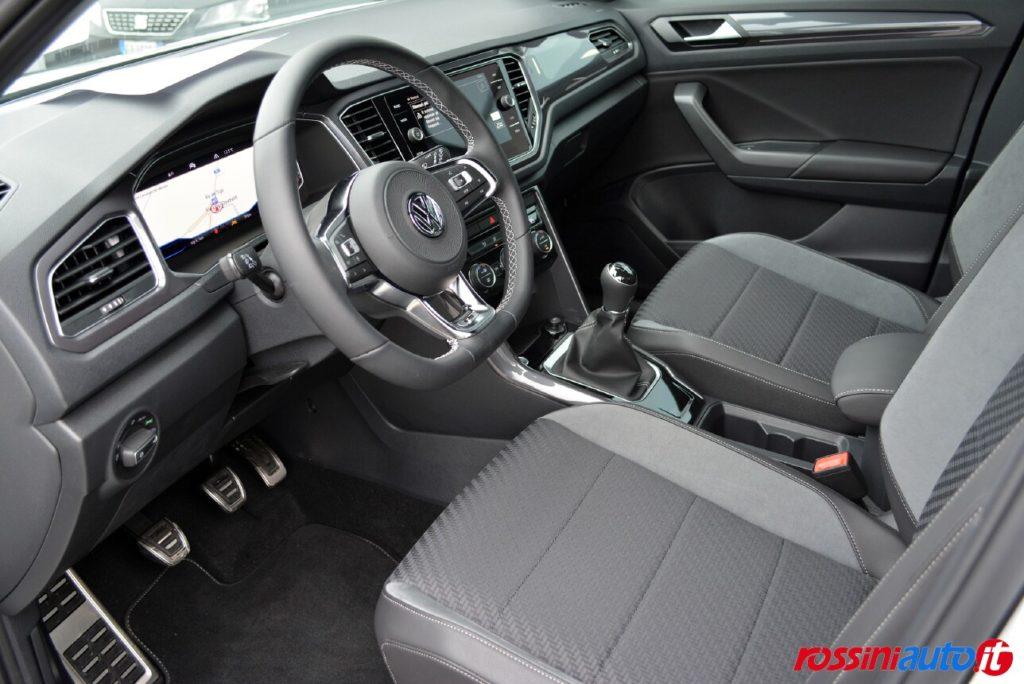 Volkswagen T Roc R Line pack sedili anteriori