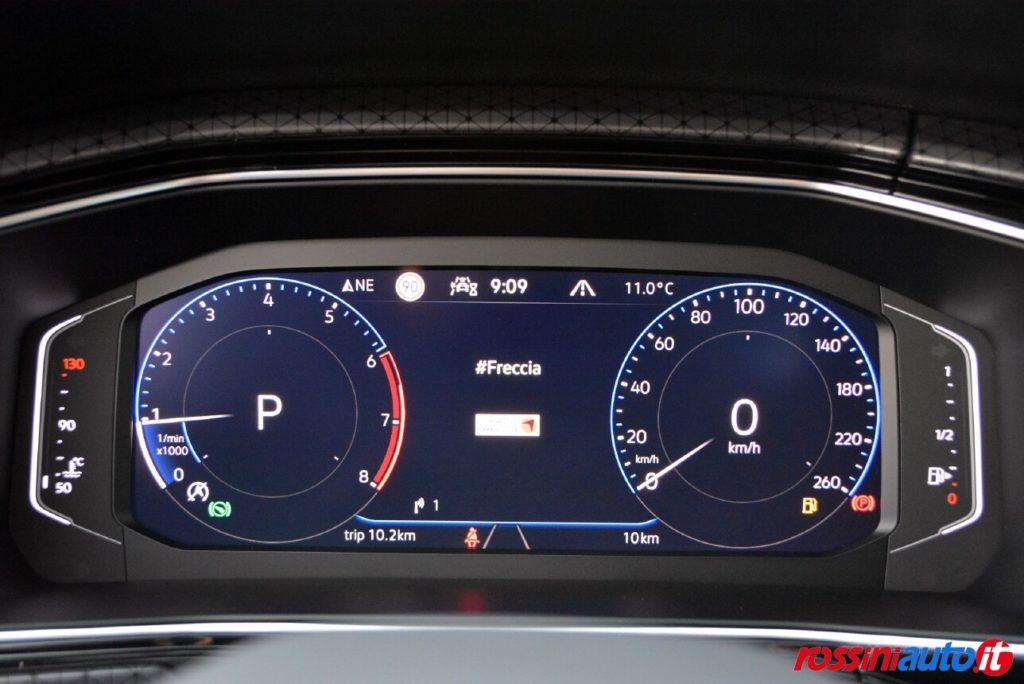 Active Info Display su Volkswagen T-Cross