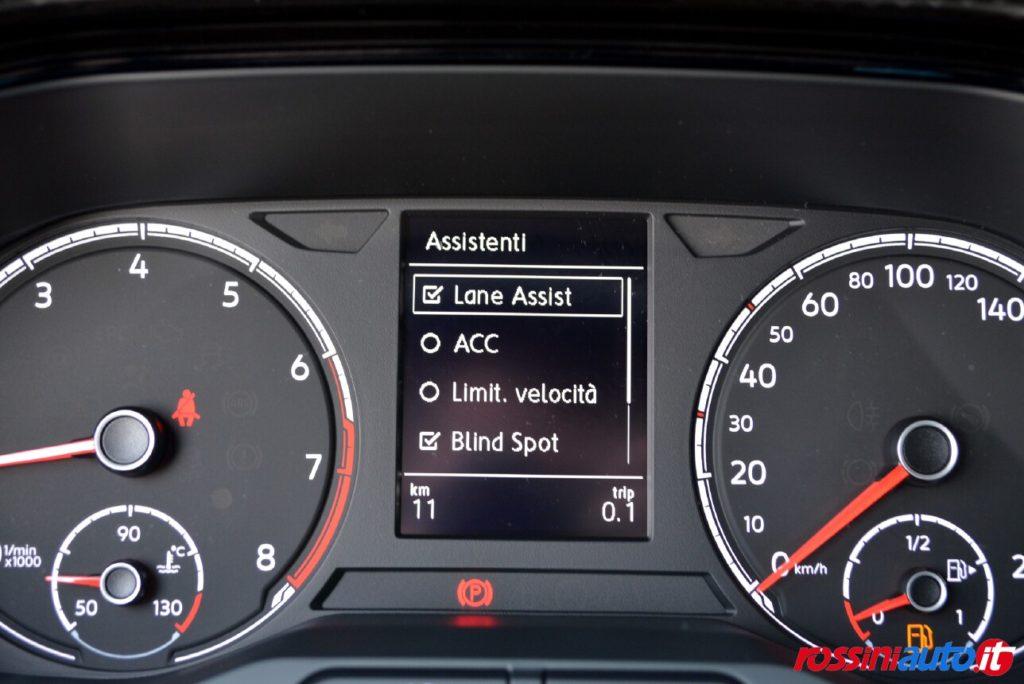 Volkswagen T-Cross Style Km 0 assistenti di guida