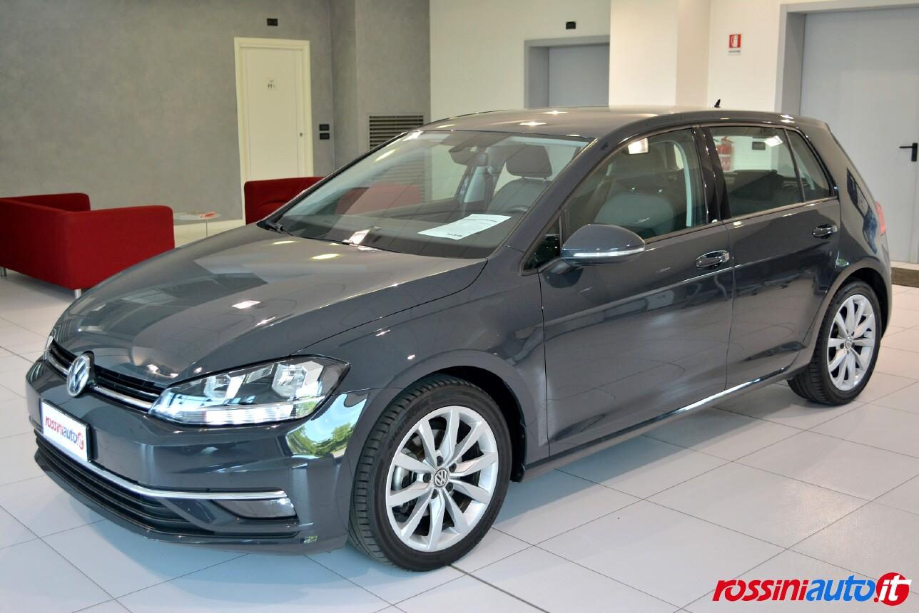 Volkswagen Golf 1.6 TDI Diesel 115 Cv cambio automatico DSG Executive usata