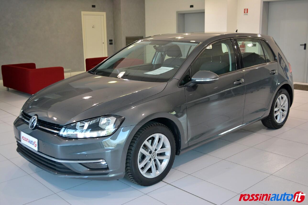 Volkswagen Golf 1.6 TDI Diesel 116 Cv Business usata