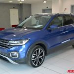 VOLKSWAGEN T-CROSS 1.0 TSI BENZINA 110 CV ADVANCED BLU KM 0