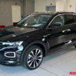 Volkswagen T-Roc R-Line Km 0 Executive 1.5 TSI benzina con cambio automatico DSG nero perla